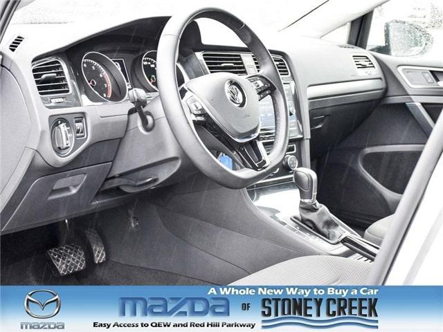 2018 Volkswagen Golf SportWagen Trendline (Stk: SR985) in Hamilton - Image 11 of 19
