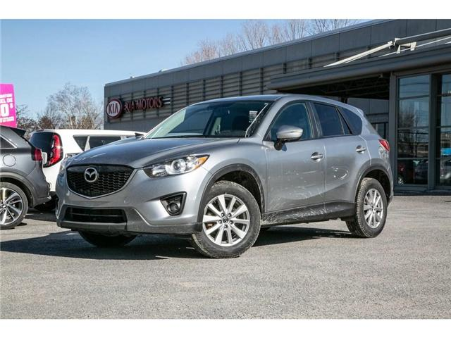 2015 Mazda CX-5 GS (Stk: 91113A) in Gatineau - Image 1 of 26