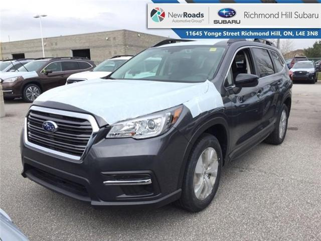 2019 Subaru Ascent Convenience (Stk: 32407) in RICHMOND HILL - Image 1 of 19