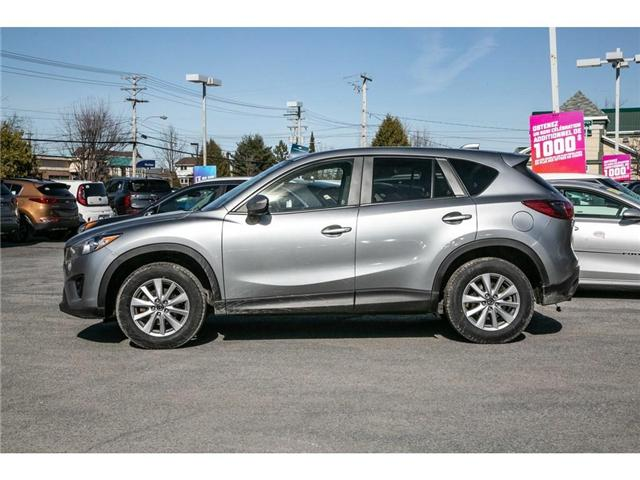 2015 Mazda CX-5 GS (Stk: 91113A) in Gatineau - Image 2 of 26