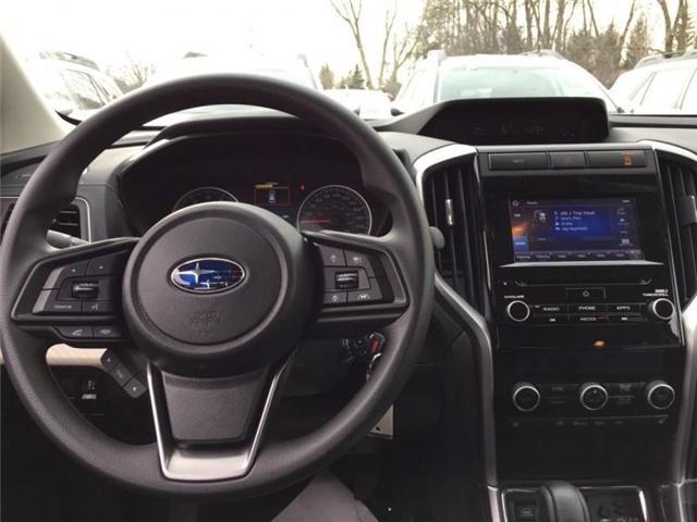 2019 Subaru Ascent Convenience (Stk: 32407) in RICHMOND HILL - Image 12 of 19