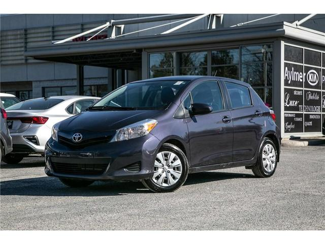2014 Toyota Yaris LE (Stk: 20027A) in Gatineau - Image 1 of 25