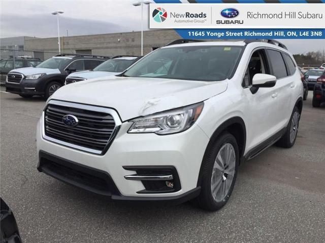 2019 Subaru Ascent Limited w/ Captains Chair (Stk: 32449) in RICHMOND HILL - Image 1 of 20