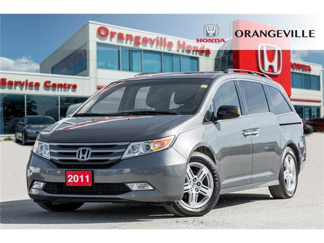 2011 Honda Odyssey Touring (Stk: U3131) in Orangeville - Image 1 of 21