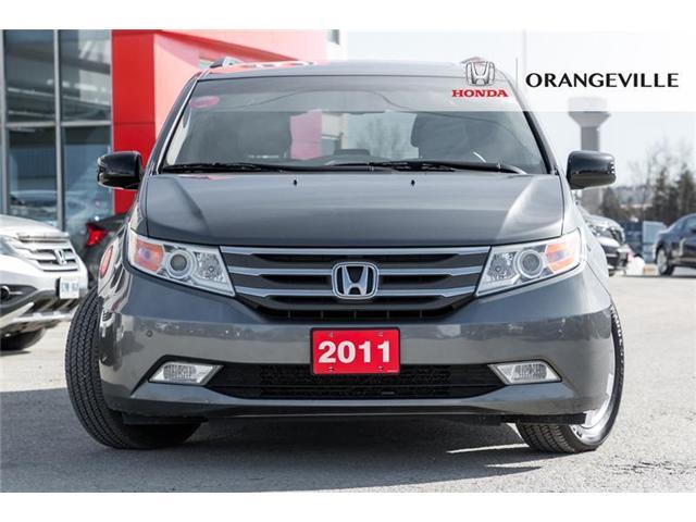 2011 Honda Odyssey Touring (Stk: U3131) in Orangeville - Image 2 of 21
