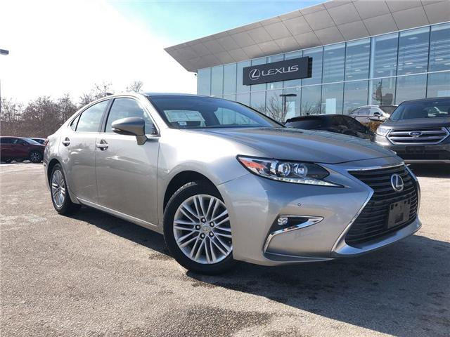 2016 Lexus ES 350 Base (Stk: 11855G) in Richmond Hill - Image 1 of 19