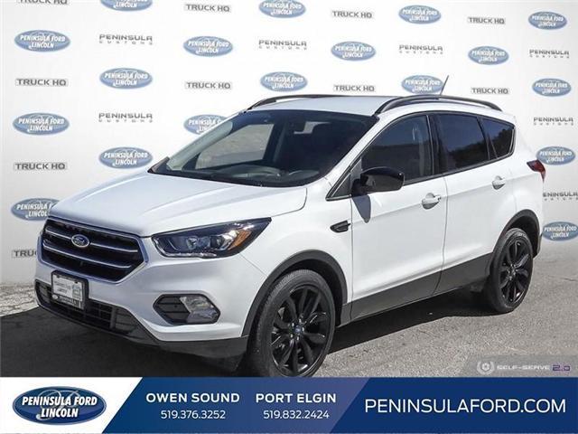 2019 Ford Escape SE (Stk: 19ES23) in Owen Sound - Image 1 of 25