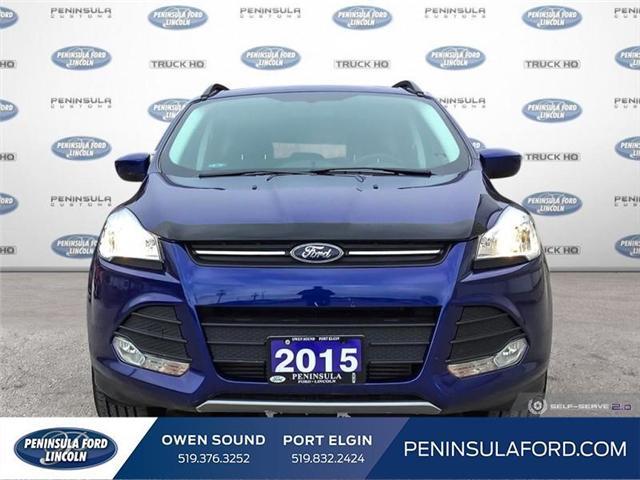 2015 Ford Escape SE (Stk: 1744) in Owen Sound - Image 2 of 25