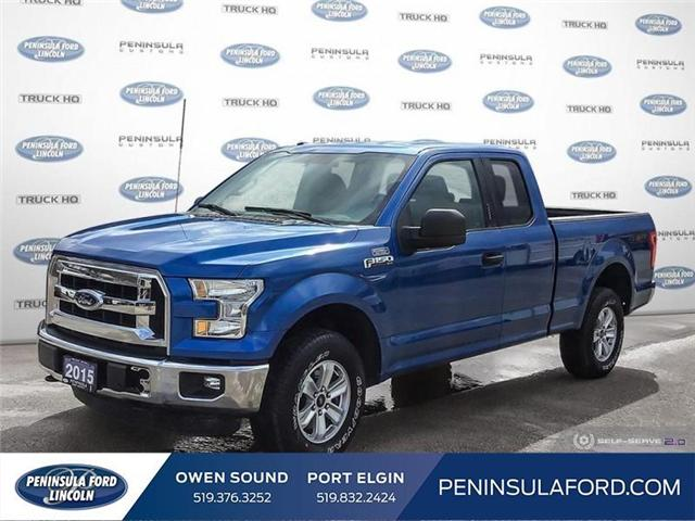 2015 Ford F-150 XLT (Stk: 1743) in Owen Sound - Image 1 of 25