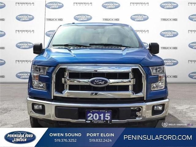 2015 Ford F-150 XLT (Stk: 1743) in Owen Sound - Image 2 of 25