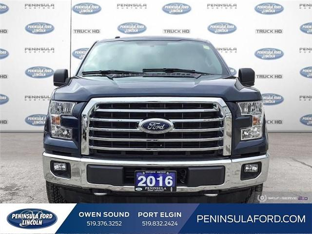 2016 Ford F-150 XLT (Stk: 19RA02A) in Owen Sound - Image 2 of 25
