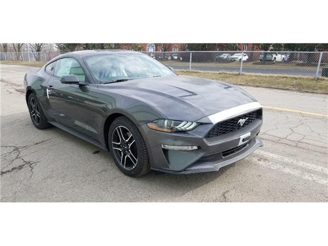 2019 Ford Mustang EcoBoost Premium (Stk: 19MU1252) in Unionville - Image 1 of 16