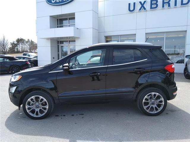 2018 Ford EcoSport Titanium (Stk: IEC8417) in Uxbridge - Image 2 of 13
