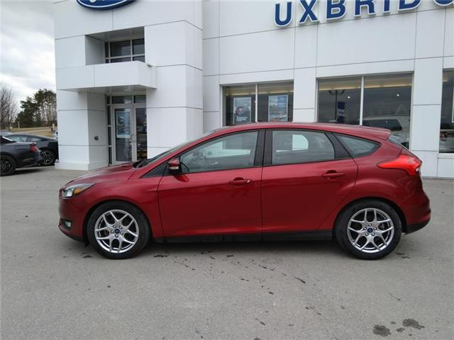 2015 Ford Focus SE (Stk: IEC8546A) in Uxbridge - Image 2 of 12