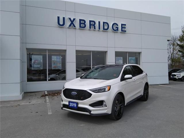 2019 Ford Edge ST (Stk: IED8775) in Uxbridge - Image 1 of 18
