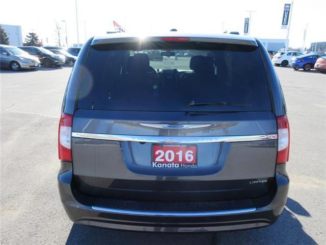 2016 Chrysler Town & Country Limited (Stk: K14077A) in Ottawa - Image 17 of 17