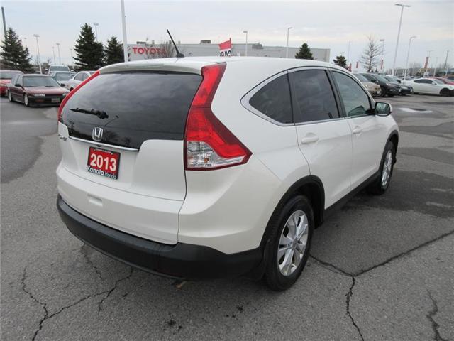2013 Honda CR-V EX (Stk: K14366A) in Ottawa - Image 9 of 19