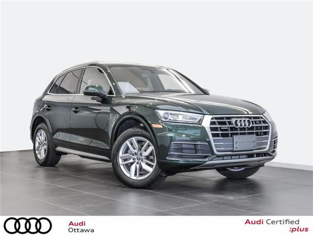 2018 Audi Q5 2.0T Komfort (Stk: 51743) in Ottawa - Image 1 of 17