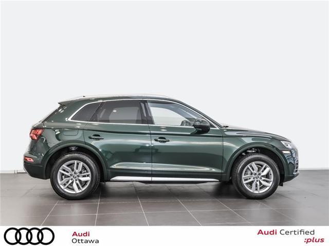 2018 Audi Q5 2.0T Komfort (Stk: 51743) in Ottawa - Image 2 of 17