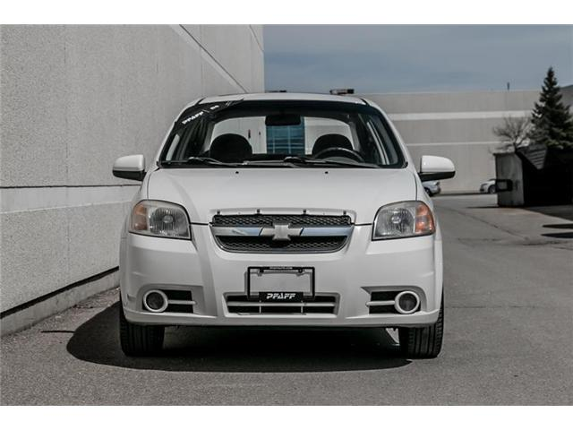 2008 Chevrolet Aveo LT (Stk: C6591A) in Woodbridge - Image 2 of 22