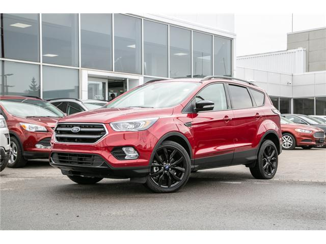 2018 Ford Escape Titanium (Stk: 946770) in Ottawa - Image 1 of 27