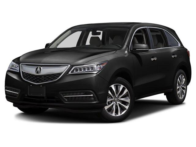 2016 Acura MDX Technology Package (Stk: AP4827) in Pickering - Image 1 of 9