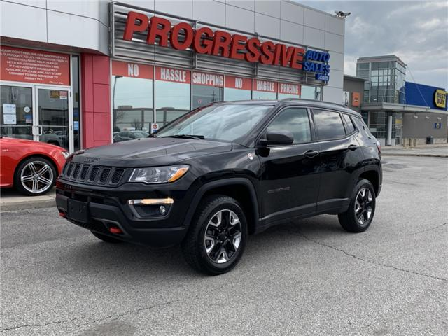 2017 Jeep Compass Trailhawk (Stk: HT659390) in Sarnia - Image 1 of 27