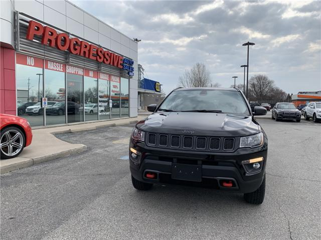 2017 Jeep Compass Trailhawk (Stk: HT659390) in Sarnia - Image 2 of 27