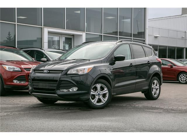 2014 Ford Escape SE AUTO-AIR-NAV-GREAT PRICE (Stk: 946911) in Ottawa - Image 1 of 26