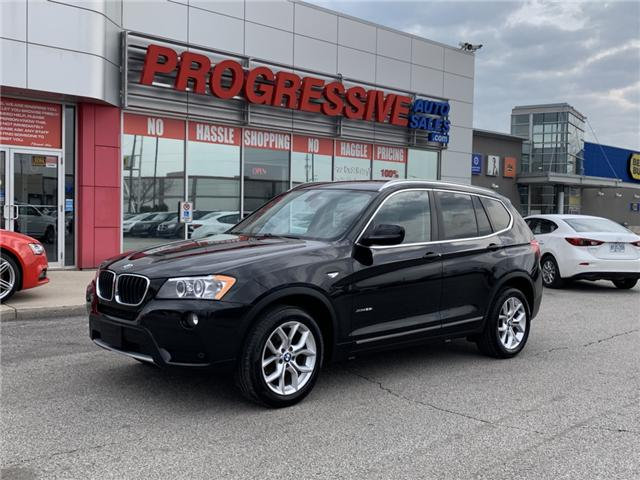 2013 BMW X3 xDrive28i (Stk: DL874237) in Sarnia - Image 1 of 20