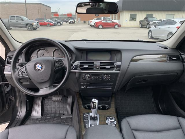 2013 BMW X3 xDrive28i (Stk: DL874237) in Sarnia - Image 11 of 20