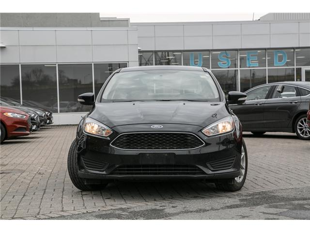 2015 Ford Focus SE AUTO-AIR-REMOTE START-ONLY 51,000 KMS (Stk: 948001) in Ottawa - Image 2 of 25