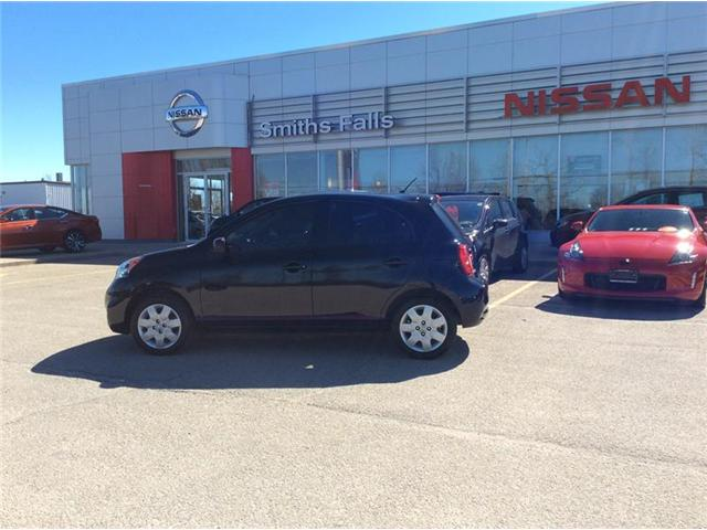2015 Nissan Micra SV (Stk: 19-153A) in Smiths Falls - Image 2 of 13