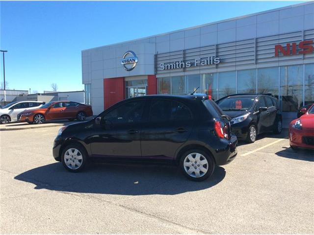 2015 Nissan Micra SV (Stk: 19-153A) in Smiths Falls - Image 3 of 13