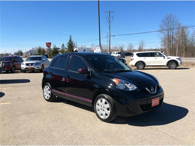 2015 Nissan Micra SV (Stk: 19-153A) in Smiths Falls - Image 5 of 13