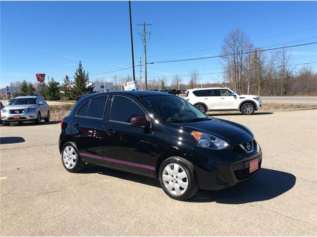 2015 Nissan Micra SV (Stk: 19-153A) in Smiths Falls - Image 6 of 13