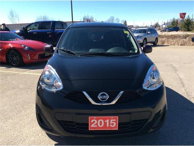 2015 Nissan Micra SV (Stk: 19-153A) in Smiths Falls - Image 8 of 13