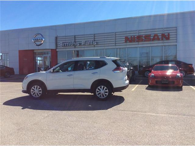 2016 Nissan Rogue S (Stk: 19-161A) in Smiths Falls - Image 1 of 13