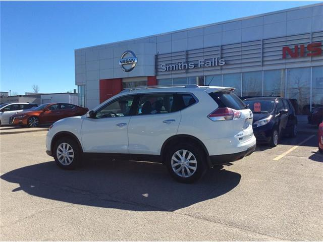 2016 Nissan Rogue S (Stk: 19-161A) in Smiths Falls - Image 2 of 13