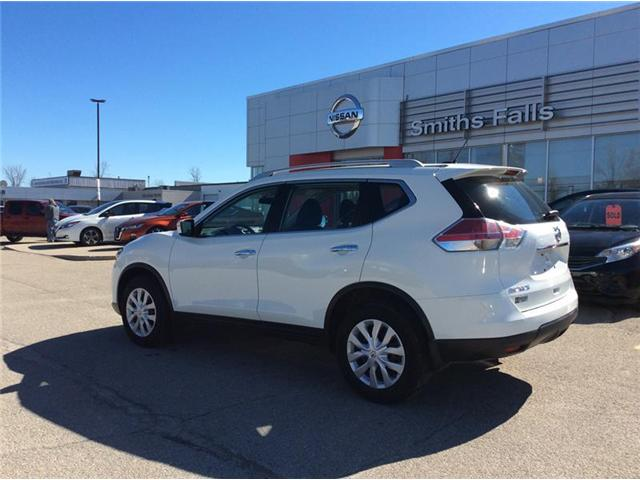 2016 Nissan Rogue S (Stk: 19-161A) in Smiths Falls - Image 4 of 13