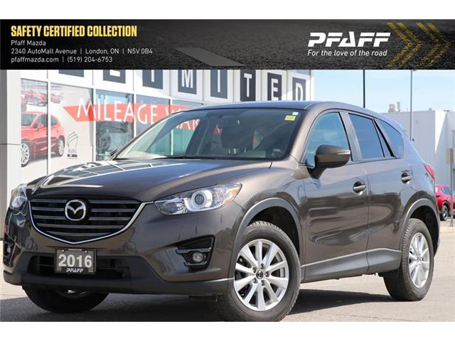 2016 Mazda CX-5 GS (Stk: MA1653) in London - Image 1 of 22