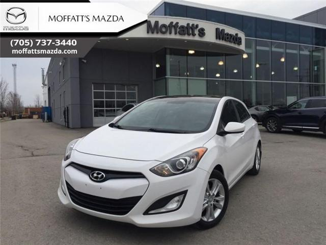 2013 Hyundai Elantra GT GLS (Stk: P7103A) in Barrie - Image 1 of 1