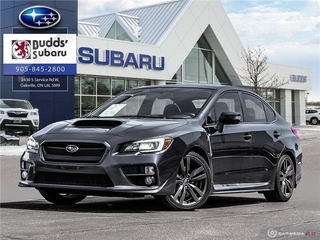 2016 Subaru WRX Sport-tech Package (Stk: W19030A) in Oakville - Image 1 of 27