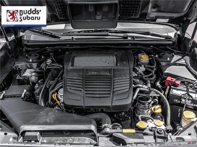 2016 Subaru WRX Sport-tech Package (Stk: W19030A) in Oakville - Image 9 of 26