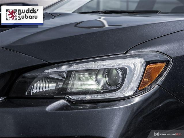 2016 Subaru WRX Sport-tech Package (Stk: W19030A) in Oakville - Image 11 of 26