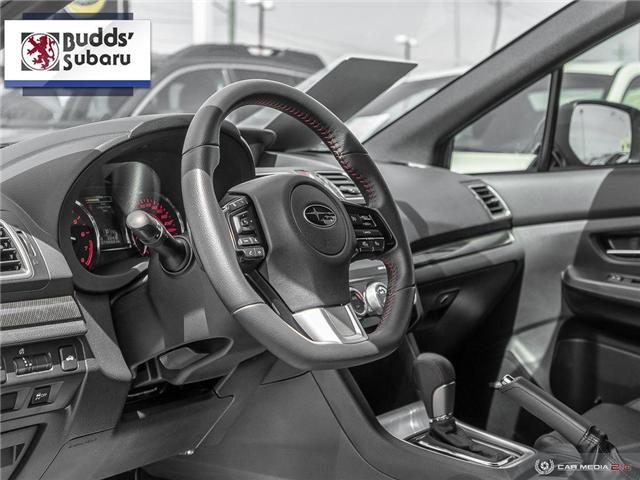 2016 Subaru WRX Sport-tech Package (Stk: W19030A) in Oakville - Image 13 of 26