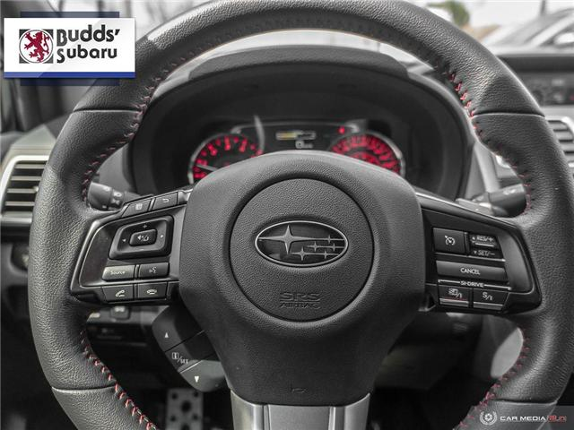 2016 Subaru WRX Sport-tech Package (Stk: W19030A) in Oakville - Image 14 of 26