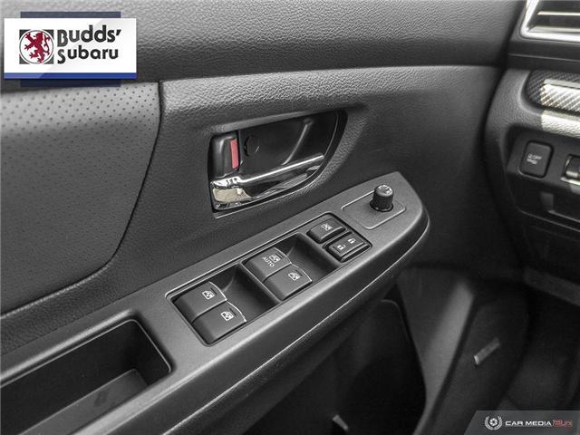 2016 Subaru WRX Sport-tech Package (Stk: W19030A) in Oakville - Image 17 of 26