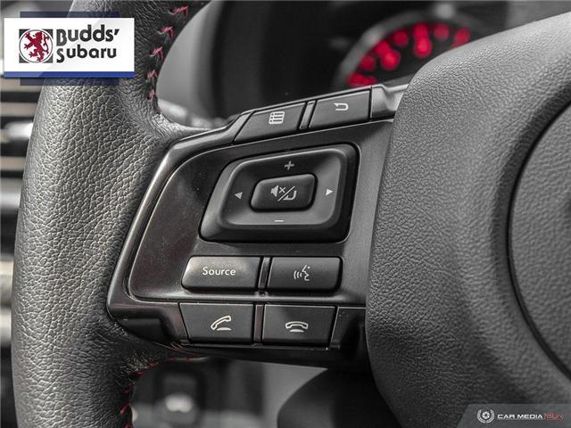 2016 Subaru WRX Sport-tech Package (Stk: W19030A) in Oakville - Image 18 of 26