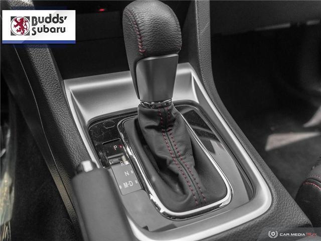 2016 Subaru WRX Sport-tech Package (Stk: W19030A) in Oakville - Image 19 of 26